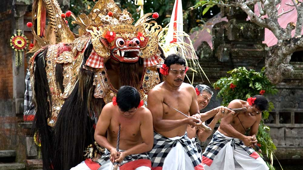 Batubulan Kecak Fire Dance